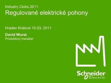 David Wurst - Schneider Electric CZ, s.r.o.