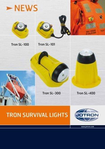 TRON SURVIVAL LIGHTS