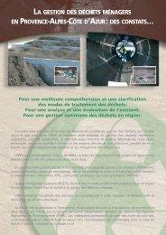 Dépliant 3867 - Agence régionale pour l'environnement (ARPE)
