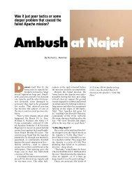 Ambush at Najaf D - Air Force Magazine