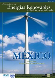 Caso México - Observatory for Renewable Energy in Latin America ...