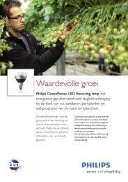 Leaflet - Philips