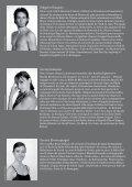 Les danseurs du BaLLet de L'Onr Virginie Bigois-Freches erika ... - Page 2