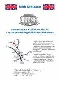 Brittisportti 22009 - MG Car Club Finland Ry - Page 5