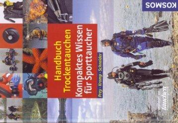 Trockentauchen - Handbuch - Schlammreporter