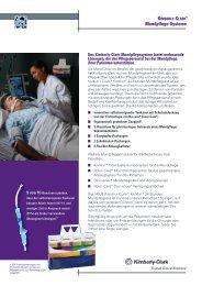 Mundpflege-Systeme. - Kimberly-Clark Health Care