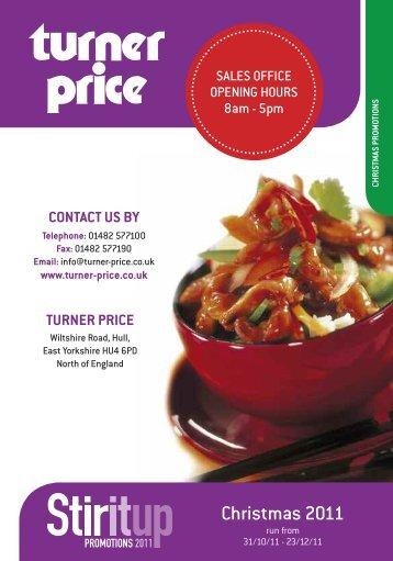 Christmas 2011 - Turner Price