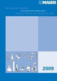 Catálogo Maier