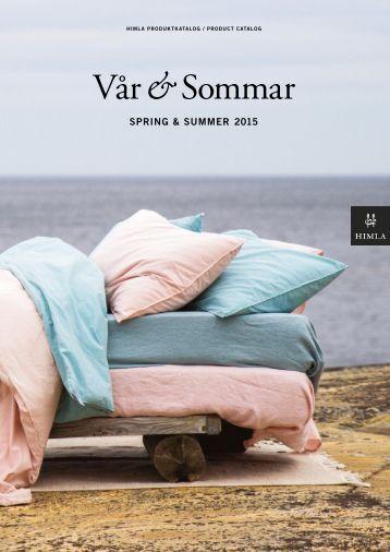 Vår & Sommar Spring  Summer 2015