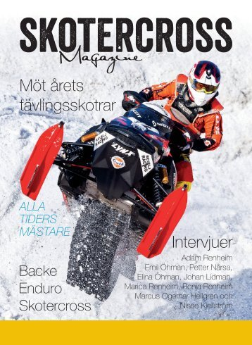 skotercross Magazine 2015