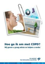 Hoe ga ik om met COPD? - Knmp