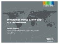 Modelo Internet SPA