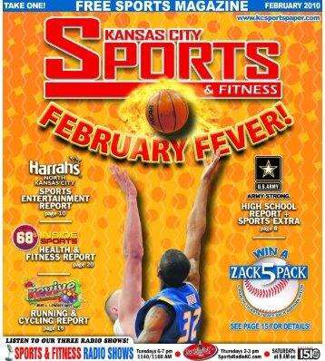 February - Kansas City Sports & Fitness Magazine