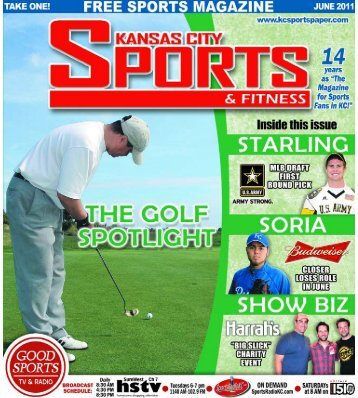 June - Kansas City Sports & Fitness Magazine