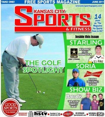 June - Kansas City Sports & Fitness Magazine