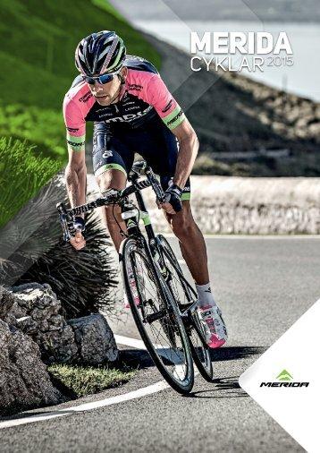 Merida Cyklar 2015