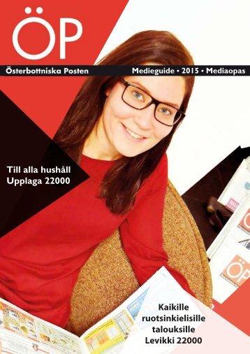 ÖP Medieguide 2015