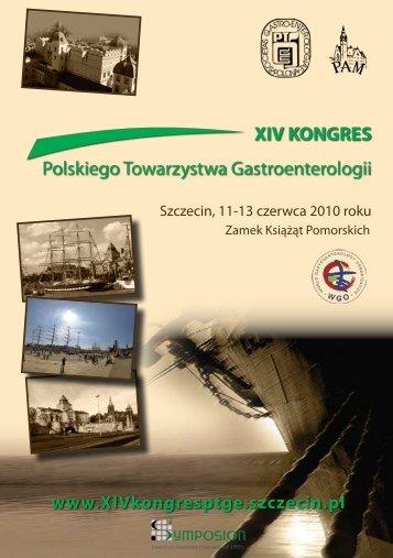 XIV KONGRES Polskiego Towarzystwa Gastroenterologii