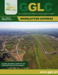 january 2010 issue - Global Gateway Logistics City