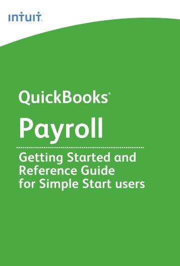 Payroll PDF - Intuit