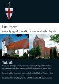 Lynge Kirke Vester Broby Kirke - Kongsgaarden Vester Broby - Page 4