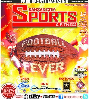 September - Kansas City Sports & Fitness Magazine