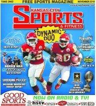 November - Kansas City Sports & Fitness Magazine