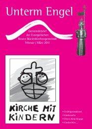 Februar-März-2011 - Neue Marienkirchengemeinde