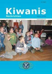 Kiwanis Nachrichten