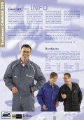 Sortiment CANVAS 320 - Berufsbekleidung - Seite 2