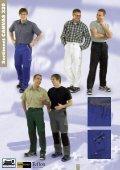 Sortiment CANVAS 320 - Berufsbekleidung - Seite 4