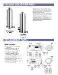 FILTERS & STRAINERS - Holland Applied Technologies - Page 2
