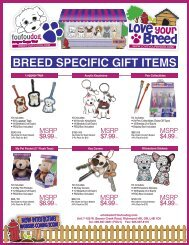 BREED SPECIFIC GIFT ITEMS - Diversetoy.com