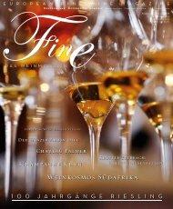 FINE Das Weinmagazin - 01/2010