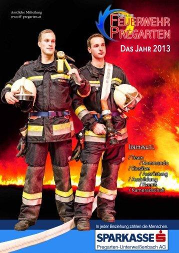Das Jahr 2013 - FF Pregarten