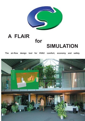 A FLAIR for SIMULATION - Cham