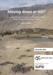 6 Moving down or not? - Kam For Sud
