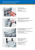 EFEN SILAS NH Fuse-Switches - Hager - Page 6