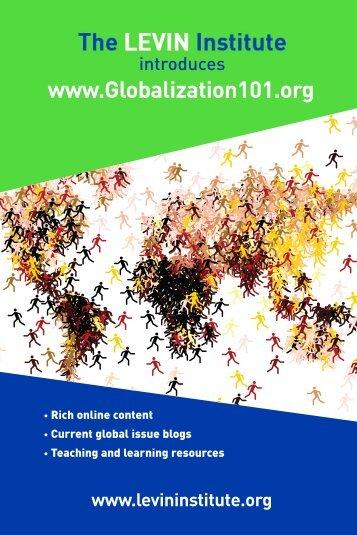 www.Globalization101.org