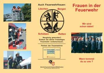 Wusstest du - Bezirksfeuerwehrverband Mittelfranken