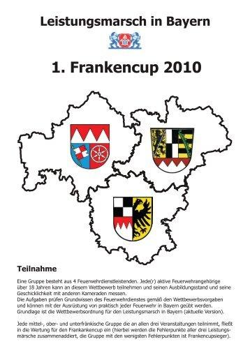 Leistungsmarsch in Bayern