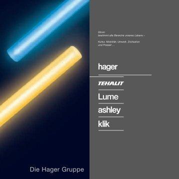 Die Hager Gruppe