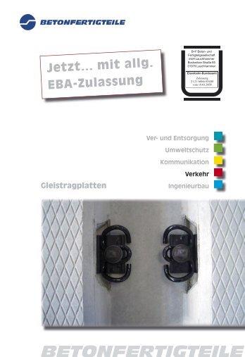 Gleistragplatten_Prospekt _BFL - B+F Beton- und ...