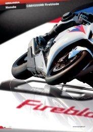Lue Honda CBR1000RR Fireblade -artikkeli (MP Maailma 1/2012 ...