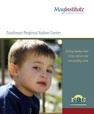May Institute - Southeast Regional Autism Center - Jacksonville ...