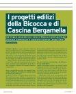 I progetti edilizi di Bicocca e Cascina Bergamella - Uniabita - Page 7
