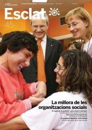 La millora de les organitzacions socials - Associació Esclat
