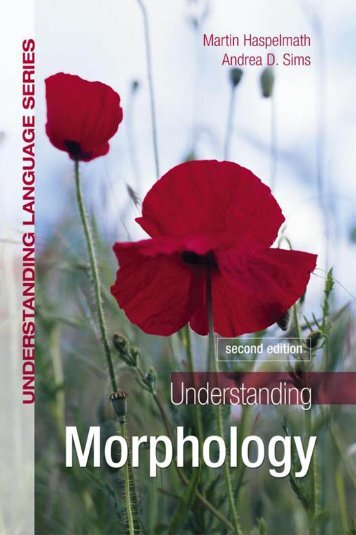 understanding-morphology-second-edition
