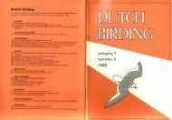 1985-3 - Dutch Birding