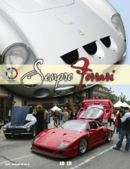 Volume 18 Issue 4 - October-December 2011 - Ferrari Club of ...